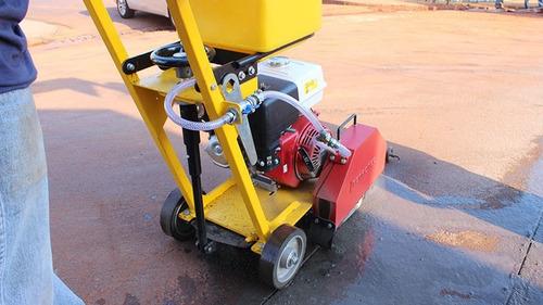 cortadora de concreto, piso e asfalto gs-3 15hp petrotec
