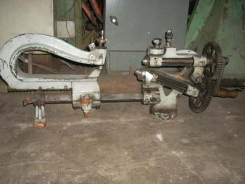 cortadora de discos de chapa