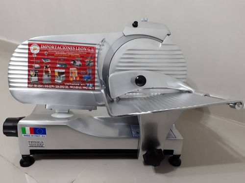 cortadora de embutidos rheninghaus /  importaciones leon g.l