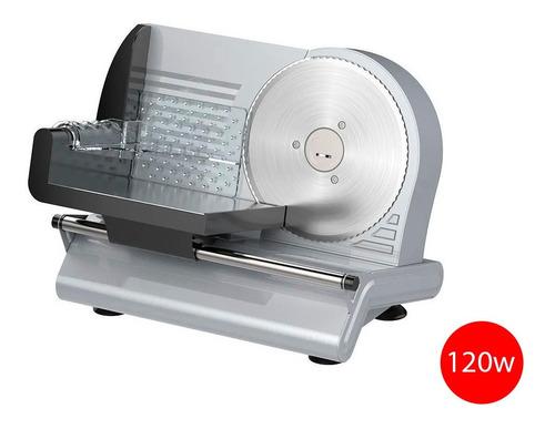 cortadora de fiambre familiar moretti home-190 200w gris