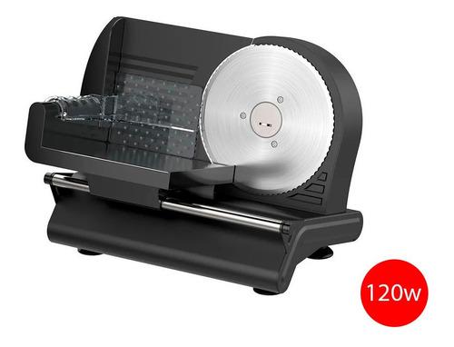cortadora de fiambre familiar moretti home-190 200w negro
