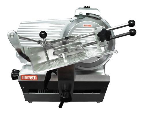 cortadora de fiambre moretti autotrecento 300mm