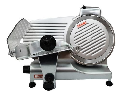 cortadora de fiambre moretti duecento 50 250mm