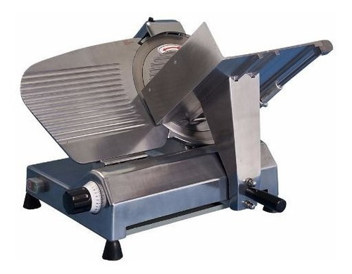 cortadora de fiambre moretti trecento 300 mm