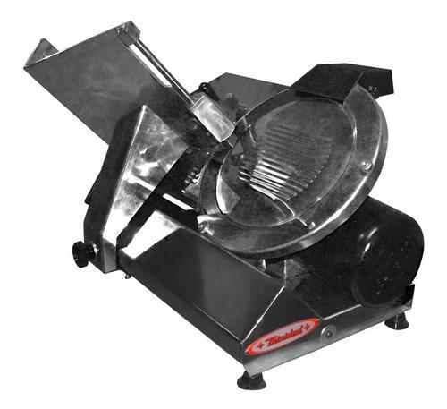 cortadora de fiambre trinidad 300 acero inox con afilador
