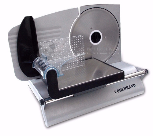 cortadora de fiambres coolbrand - 150w - power slicer