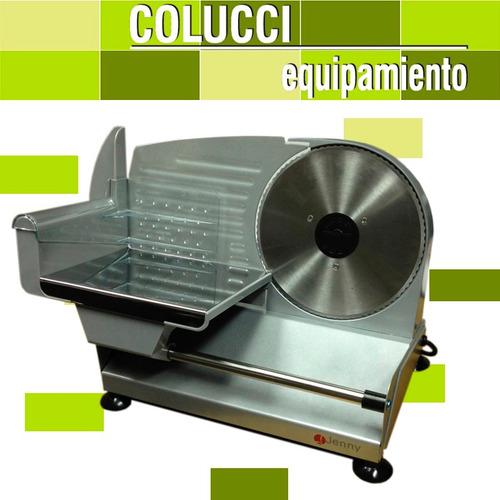 cortadora de fiambres familiar jenny cc-202 150watts cuotas