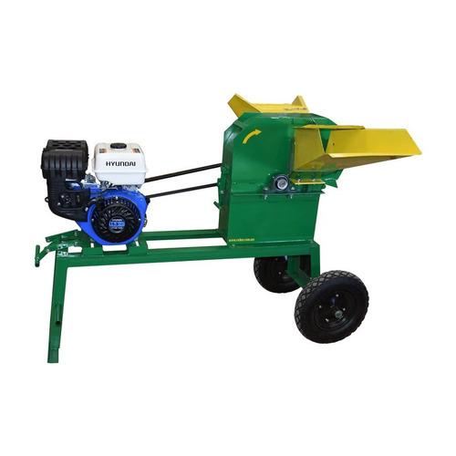 cortadora de forraje picadora  rkp3000b c/motor 13.1 hp
