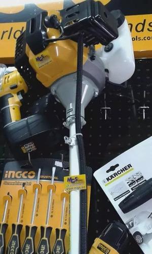 cortadora de hierba a gasolina 45cc marca ingco