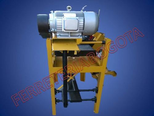 cortadora de ladrillo-concreto motor nuevo disco 14  garanti