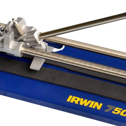 cortadora de mayolica y porcelanatos de 50cm irwin iw5615