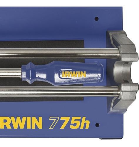 cortadora de mayolica y porcelanatos de 75cm irwin iw5617