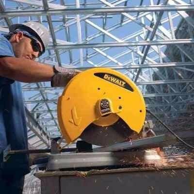 cortadora de metal d28720 - dewalt