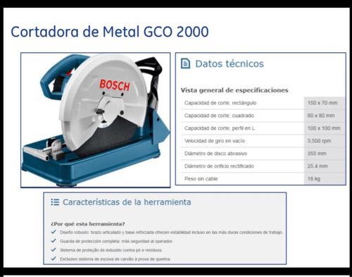 cortadora de metal y cortadora gcm12