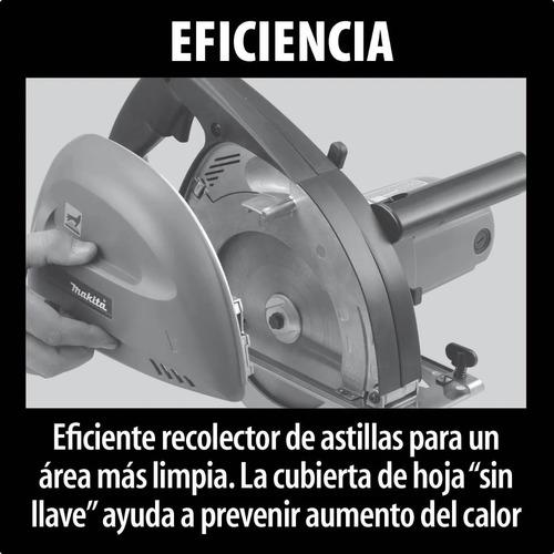 cortadora de metales portatil 185mm 1100w makita 4131
