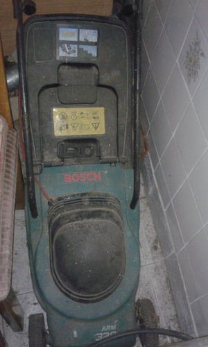 cortadora de pasto electrica bosch 950 w $ 1.900