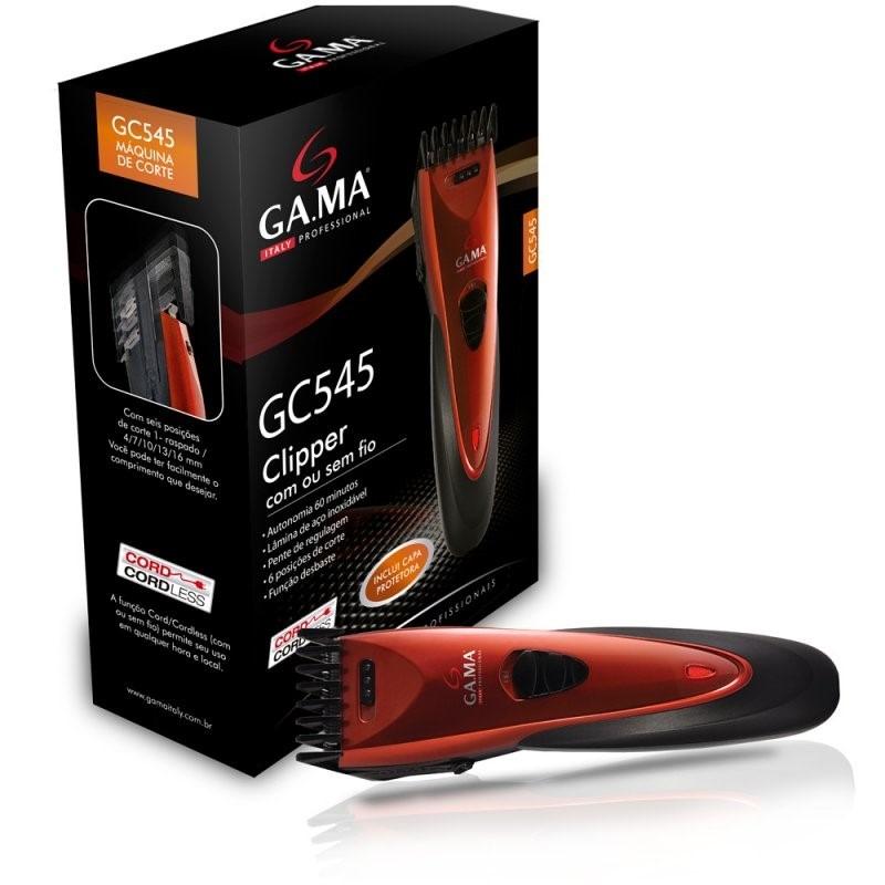 cortadora de pelo barba gama gc545 ® inalámbrico nano silver. Cargando zoom. 40ba4a462b8a