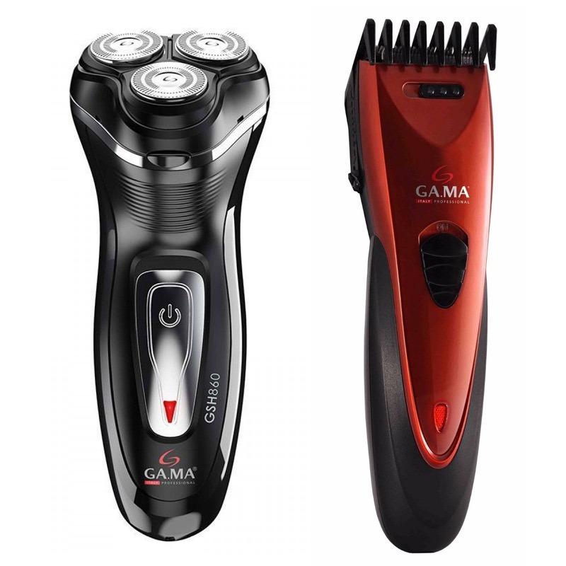 cortadora de pelo gama gc545 + afeitadora gsh860 recargable. Cargando zoom. 457666930103