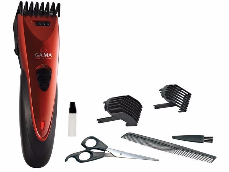 cortadora de pelo gama gc545 clipper inalambrica barba. Cargando zoom. 2e9aa1f5cdba