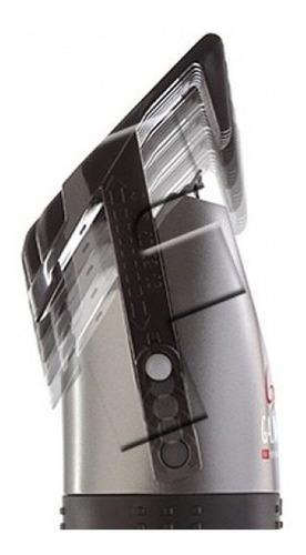 cortadora de pelo gama gc555 recargable cuchilla acero inox