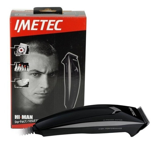 cortadora de pelo imetec