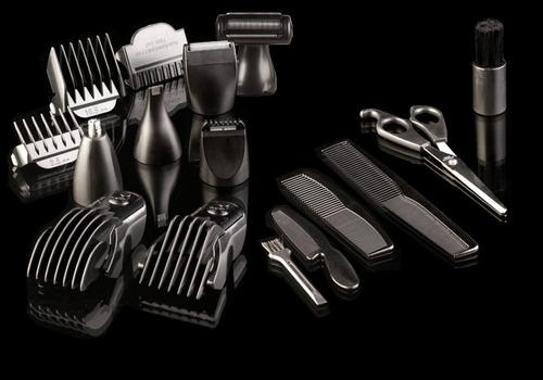 cortadora de pelo y barba ga.ma gcx622 clipper multistyler