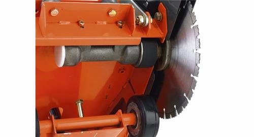 cortadora de piso a gasolina husqvarna  fs160