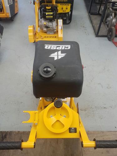 cortadora de piso con motor mpower de 9hp