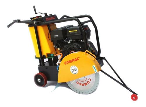 cortadora de piso cp450, 13 hp, marca compac