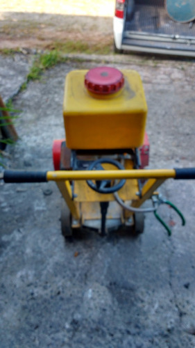 cortadora de piso de concreto ou alfalto
