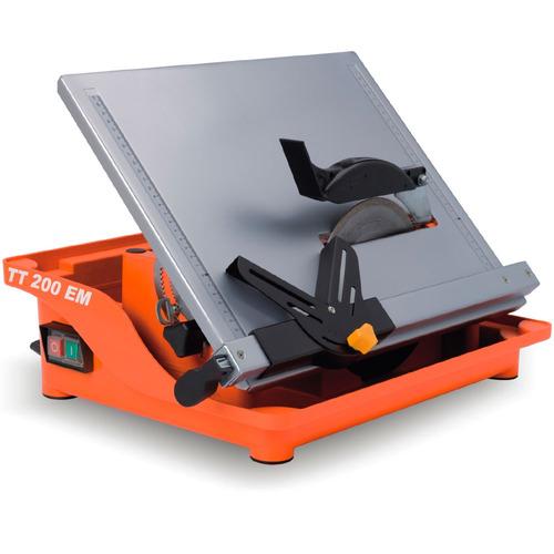 cortadora de piso e porcelanato 127v norton tt200em