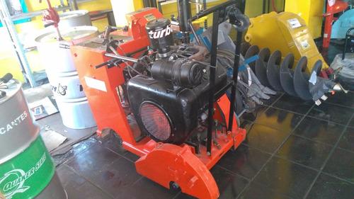 cortadora de piso indutrial    a gasolina marca cliper