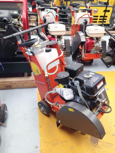 cortadora de piso, motor kohler 13hp disco d hasta 16