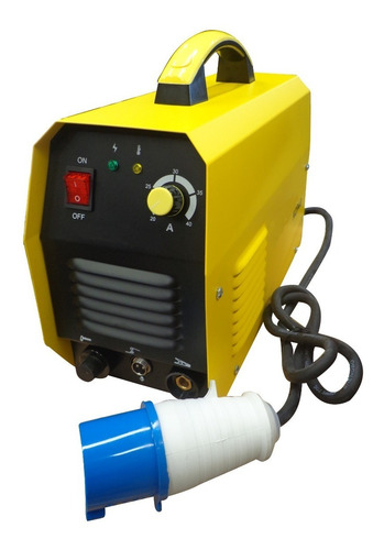 cortadora de plasma inverter 12mm monofásica kcp40 kushiro