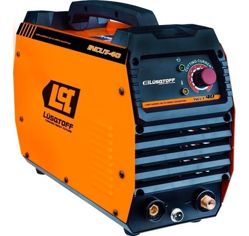 cortadora de plasma inverter lusqtoff incut40 corta 8mm 220v