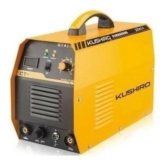 cortadora de plasma soldadora tig/mma kushiro 3 en 1 c/acces