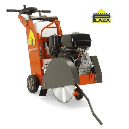 cortadora de suelos husqvarna fs400