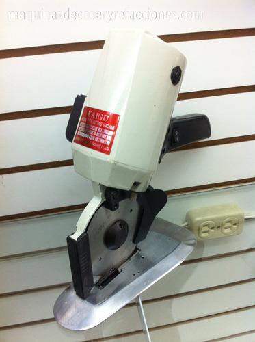 cortadora de tela kaigu con cuchilla octagonal de 4  nueva