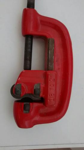 cortadora de tubos 1/8 - 2 pulgadas