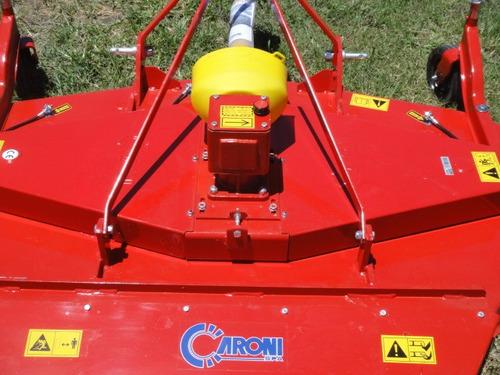 cortadora desmalezadora marca caroni 1.50 mts. nueva- italia