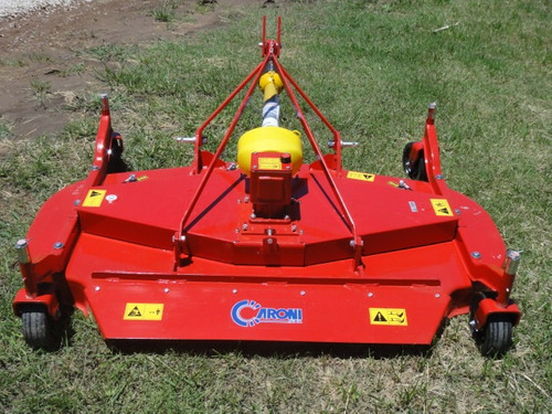 cortadora desmalezadora marca caroni 1.80 mts. nueva- italia