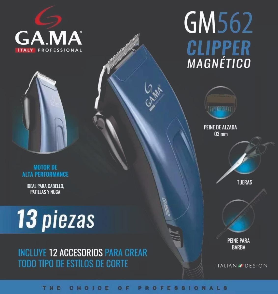 cortadora gama gc562 13 piezas máquina corta pelo barba!!!!! Cargando zoom. 49e5cbf48e94