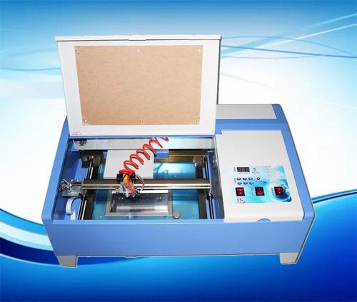 cortadora grabadora laser  40 sofware español