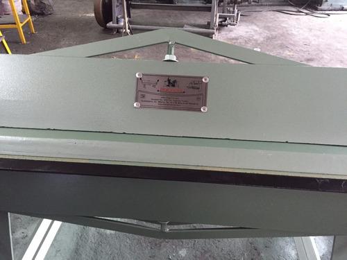 cortadora guillotina de lamina cal 18