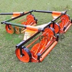 cortadora helicoidal ideal para canchas golf-futbol-polo-etc