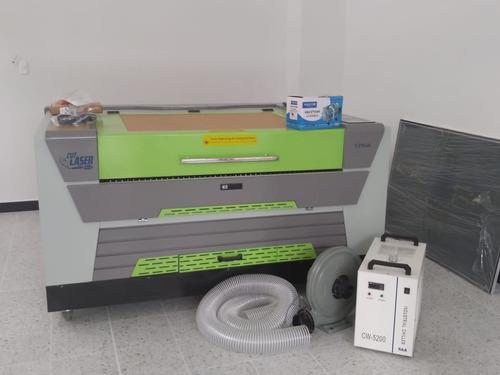 cortadora laser 130x90 tubo reci w4