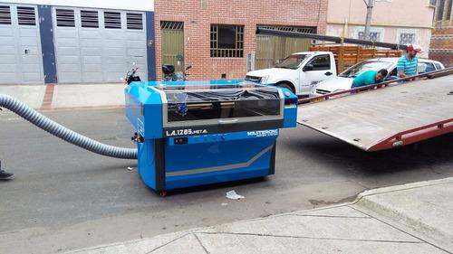 cortadora laser cnc y ruteadoras en colombia  robot 6 ejes