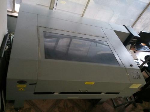 cortadora laser de 106 cm * 80 cm 80 w de potencia