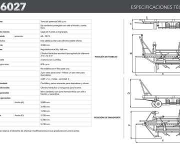 cortadora mainero 6027