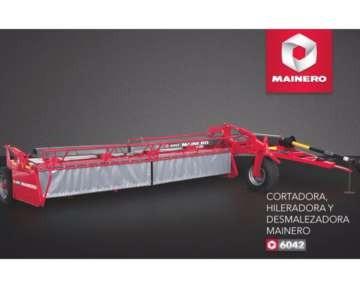 cortadora mainero 6042, nueva